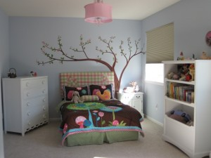 Child's Room, Staging